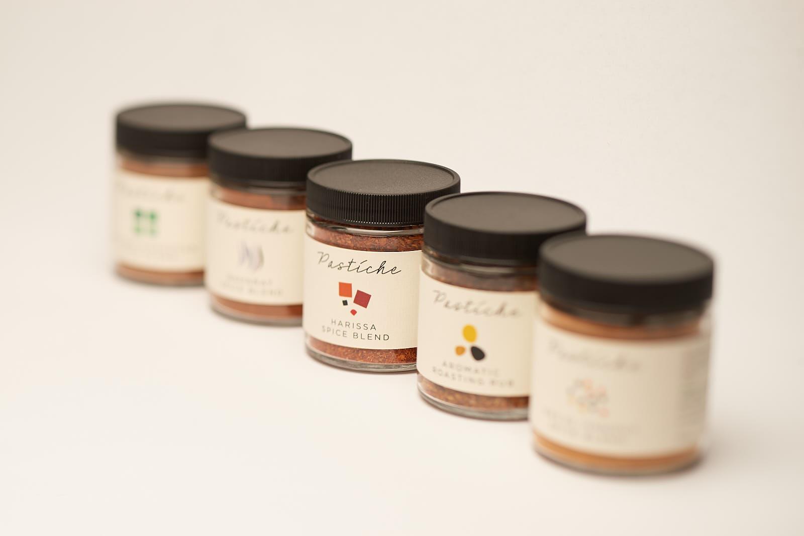 Pastiche Spice Blends